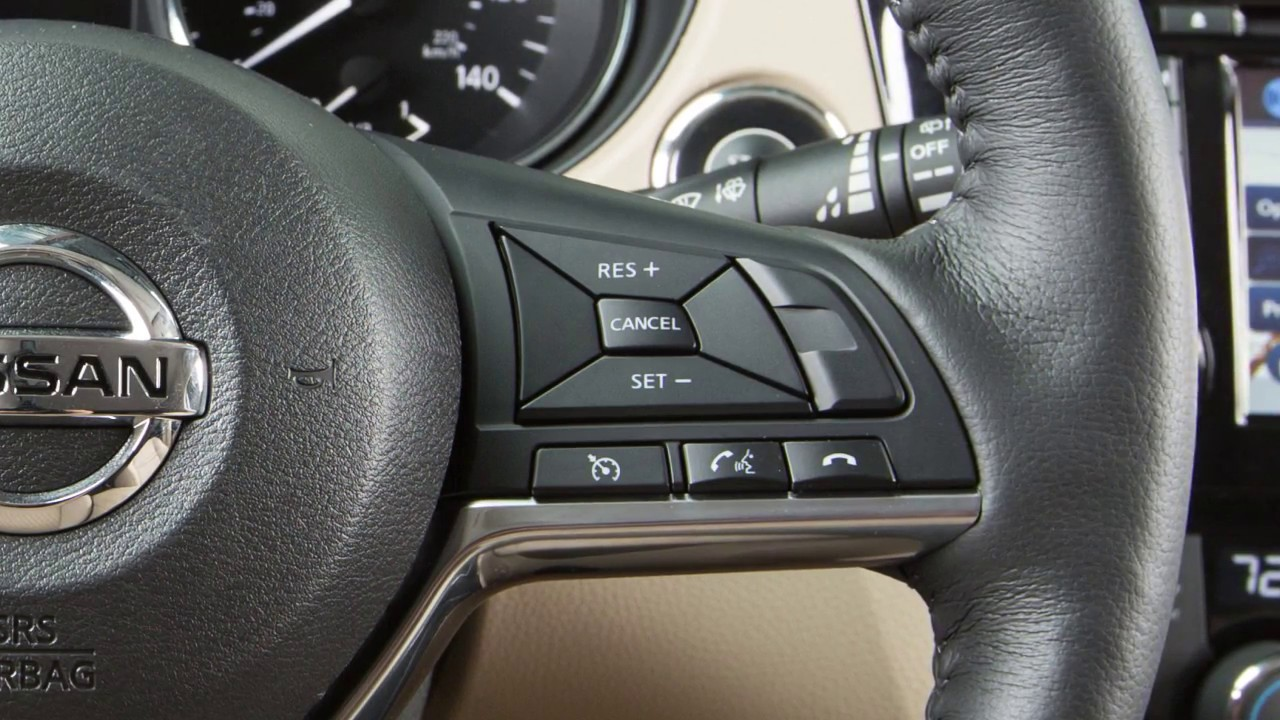 2017 Nissan Rogue - Cruise Control - YouTube