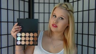 One of JordysBeautySpot's most viewed videos: GUIDE TO COLOUR CORRECTION CONCEALER