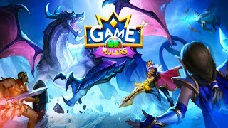 Game of Rulers - Beta SLG Android Gameplay  (English version) ᴴᴰ