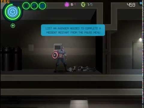 Смешной Мультфильм Мстители Лего Эра Альтрона [1] Мультик игра марвел