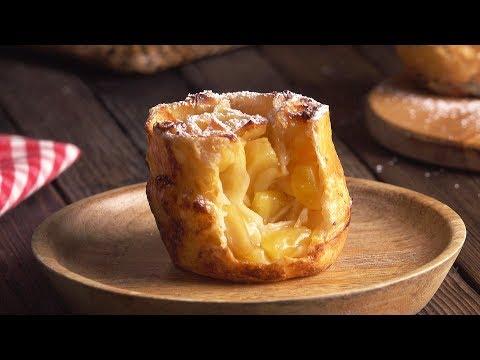 strudel-feuilleté-aux-pommes-:-un-concentré-de-plaisir-pour-le-dessert.