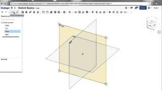 Onshape Sketch Basics | Webinar (February 4th, 2016)