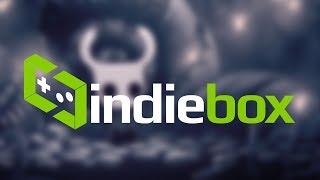 Indie Box - czerwiec 2017 - Hollow Knight
