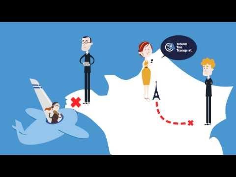 Vidéo Trouve Ton Transport - Déménagement et transport partagé !