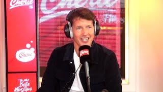 JAMES BLUNT en interview exclusive sur Chérie FM