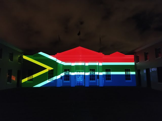 The Unveiling of the SAAO as a National Heritage Site - 20 October 2020 - Highlights