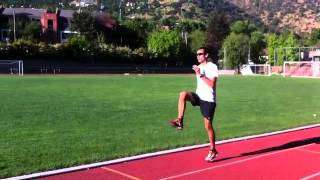 Atletismo: Ejercicios técnicos