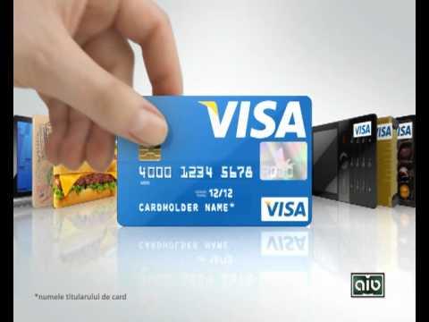 Promotie de la Moldova Agroindbank şi Visa Inc