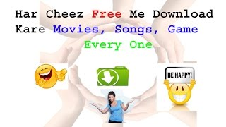 How are to use Bittorrent & Download Movies, Game , What is Bittorrent Hindi/Urdu