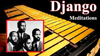 """""""Django"""" by John Lewis - one of the great jazz compositions for the Modern Jazz Quartet. The solemn melody has been ringing in my ears for the past week or ..."""