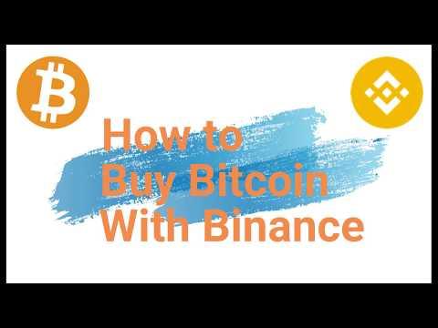 How To Buy Bitcoin With Binance! UK & US!
