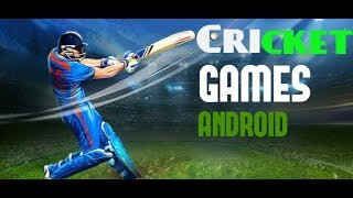 Top 10 Best Cricket games for Android / Ios of 2018 [Droid Nation]