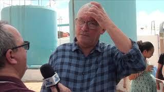 João Lucio Presidente da COGERH faz um relato da situação dos açudes que compoem a bacia hidografica