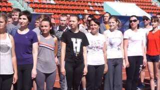Состязания по выполнению норм ГТО среди жителей Саранск. 22-23.07.17