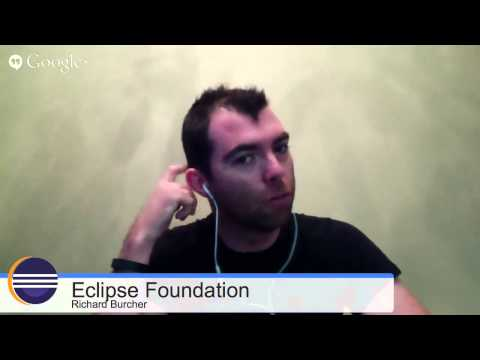 Committer and Contributor Hangout -- Starting a Project at the Eclipse Foundation