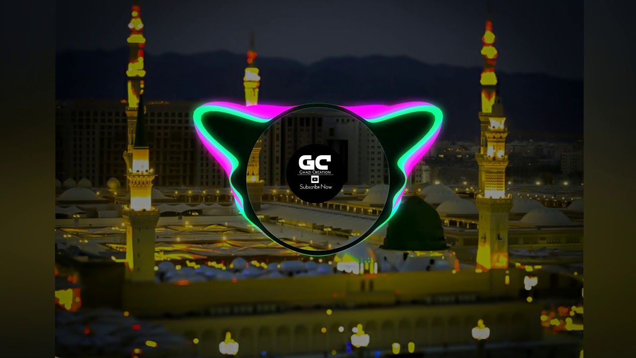 New Best Islamic Ringtone Madiney Pe Ye Dil By Ghazi Creation