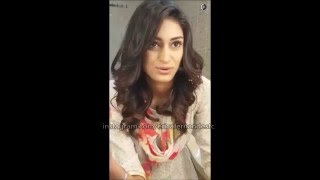 Sonakshi aka Sona Behind The Scenes -- Kuch Rang Pyar Ke Bise Bhi