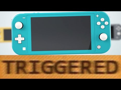 How the Nintendo Switch Lite TRIGGERS You!