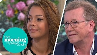 Phillip And Holly Grill A Gold Digger And Sugar Daddy | This Morning