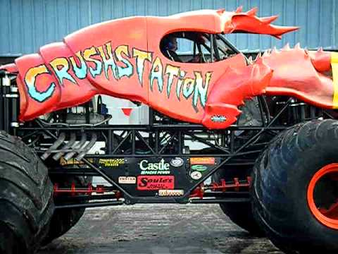 CrushStation Monster Truck schenectady advance auto see it and hear it and Think Lobster 24/7 ...