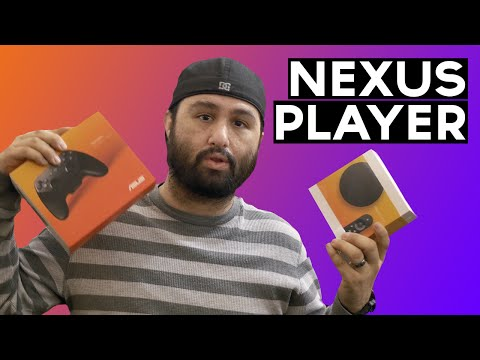Google Nexus Player & Gamepad - Dual Unboxing!