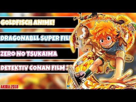 GOLDFISCH ERSTER DEUTSCHER ANIME!   DRAGON BALL SUPER BROLY IM KINO!   Akira News from YouTube · Duration:  6 minutes 27 seconds