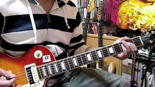 Download Video Iggy & The Stooges:Search And Destroy / Tribute Guitar Cover. MP3 3GP MP4