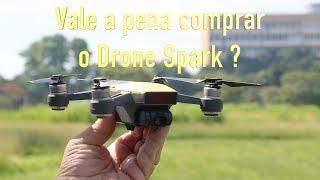 Vale a pena comprar o drone spark ?