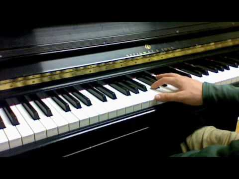 How to play Zak and Sara by Ben Folds