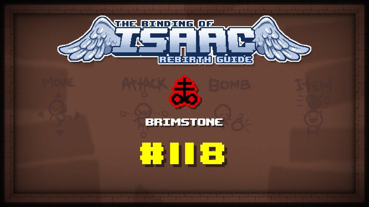 Brimstone - Binding of Isaac: Rebirth Wiki