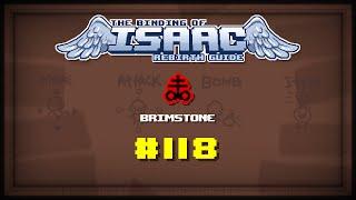 Binding of Isaac: Rebirth Item guide - Brimstone