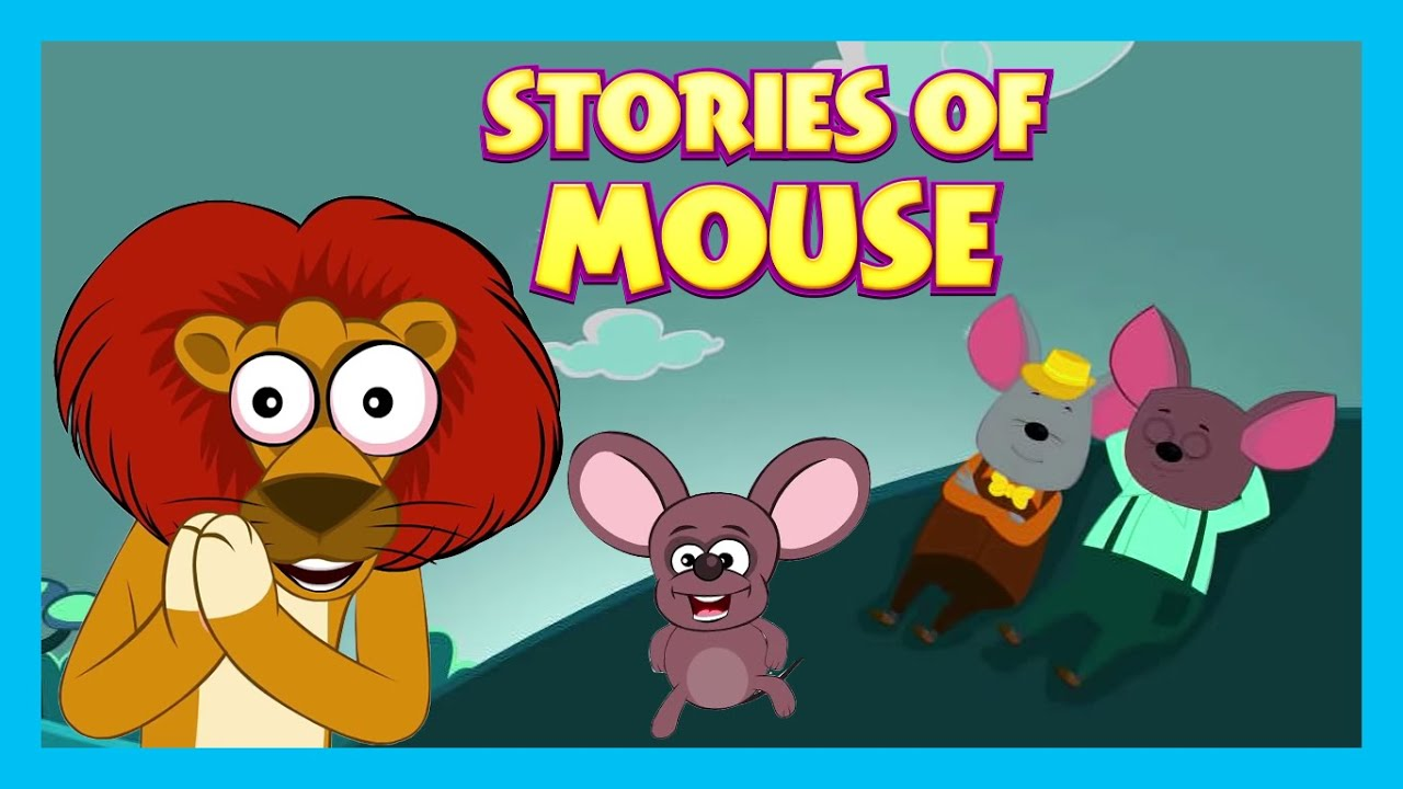 Stories Of  Mouse   Kids Stories - Animated Stories For Kids   Tia And Tofu Storytelling