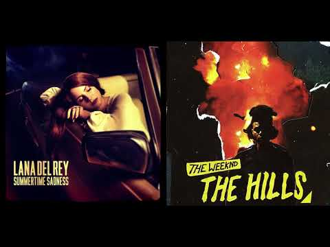 The Summertime Hills - Lana Del Rey & The Weeknd (Mashup)