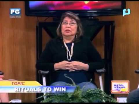 "Hatol ng Bayan: ""Rituals to Win"" Episode 24 (Full Video) - [March 8, 2013]"