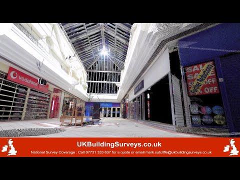 UK Building Surveys Swan Shopping Centre Eastleigh Hampshire, SO50 5SF