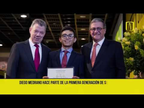 Diego Medrano, Un Pilo Graduado Con Honores