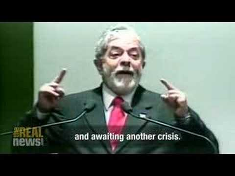 Lula: Rich countries to blame for food crisis