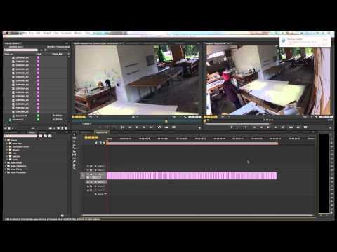 Adobe Premiere Pro Tutorial: Still Photo Time-lapse Video