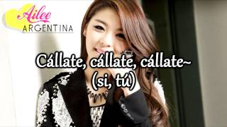 Ailee (에일리) ft. Simon D - Shut Up [SUB ESPAÑOL]
