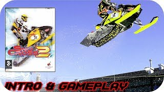 SnoCross 2: Featuring Blair Morgan - iNTRO &  Gameplay Playstation 2 HD