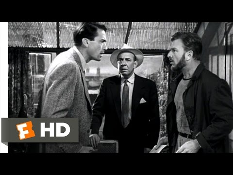 Roman Holiday (10/10) Movie CLIP - Where's the Story? (1953) HD