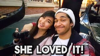 Our Most Romantic Date Yet! (Las Vegas)