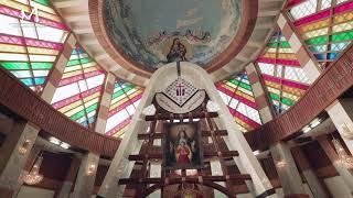 كنيسة سيدة النجاة بغداد 2021   2021 Baghdad Church