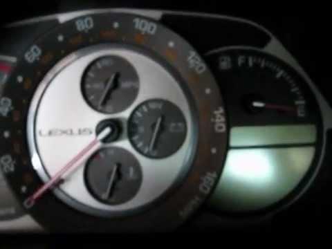 2004 lexus is300 maintenance schedule
