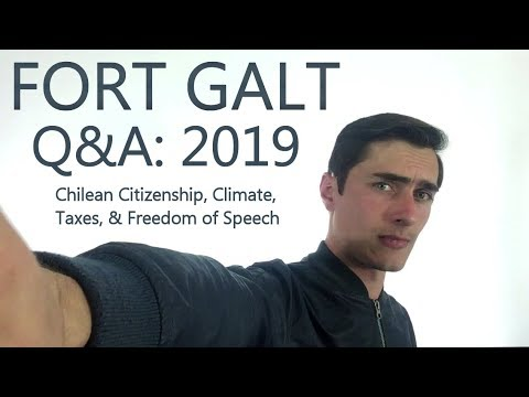 Fort Galt Q&A: Chilean Citizenship, Climate, Taxes, And Freedom Of Speech