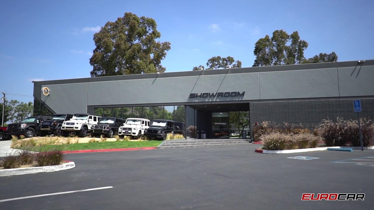 Eurocar Oc Orange County Massive Showroom Ferrari Lamborghini