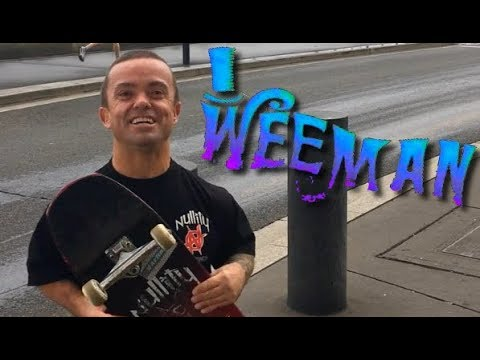 Wee-Man | New Skateboarding 2018