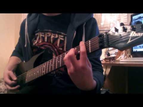 Korn - Alive [Ibanez RG 7420 Cover]