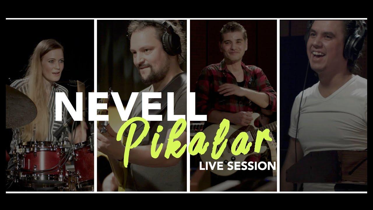 "Anika Nilles / NEVELL  - ""Pikalar - Live"""