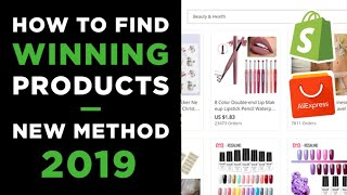 Baixar New Product Research Method 2019 | Shopify Dropshipping